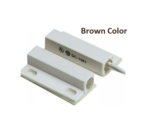Picture of DC1561B MAGNETIC CONTACT BROWN COLOR