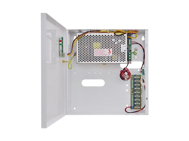 Picture of TSS-1210-D9B 12V 10A POWER SUPPLY WITH BACK UP