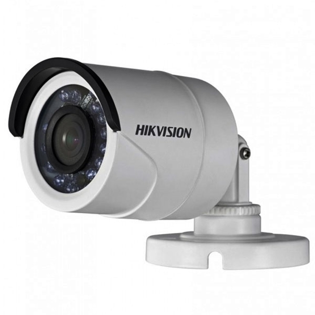 Picture of DS-2CE16D0T-IRF Camera Bullet 1080p 2.8MM 2MP THD/TVI/AHD/CVI/CVBS Hikvision