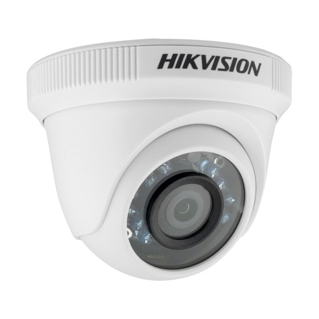 Imagine DS-2CE56D0T-IRPF Dome Camera 2,8mm 2MP THD TVI/AHD/CVI/CVBS Hikvision 1080p