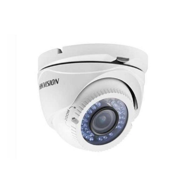 Imagine DS-2CE56C0T-VFIR3F Camera Dome 2,8-12mm 1MP THD TVI/AHD/CVI/CVB Hikvision