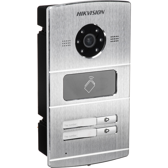 Picture of DS-KV8202-IM 2Channel Metal Villa Door Station
