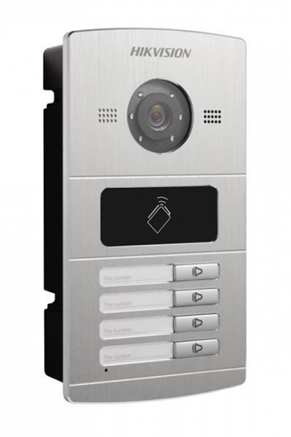 Imagine DS-KV8402-IM 4Channel Metal Villa Door Station