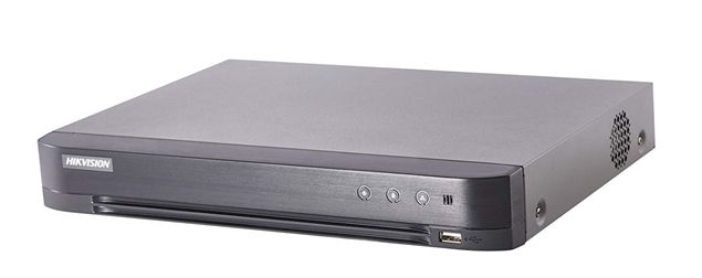Picture of DS-7204HUHI-K1 4Ch 5MP TVI DVR   4Channel Audio Input