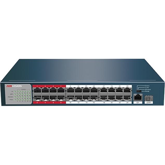 Picture of DS-3E0326P-E 24ch Poe switch