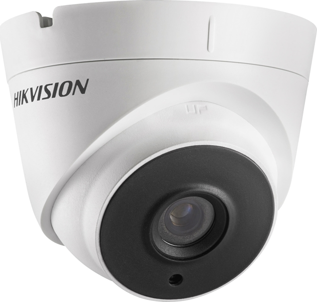 Picture of DS-2CE56H0T-ITPF Camera 2.8mm 5MP Plastic Exir Dome Hikvision