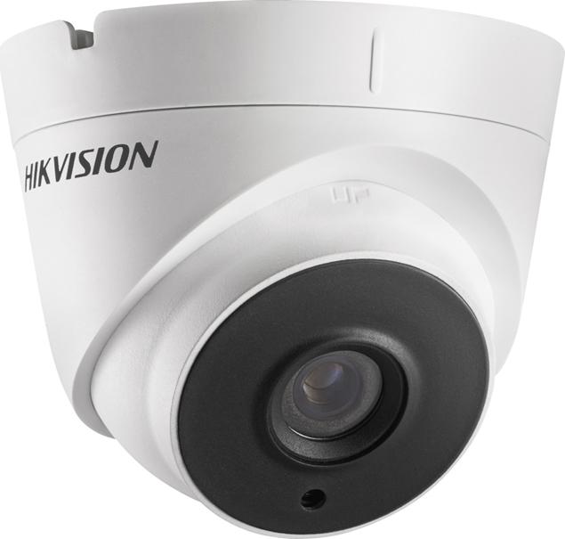 Imagine DS-2CE56H0T-ITPF Camera 2.8mm 5MP Plastic Exir Dome Hikvision