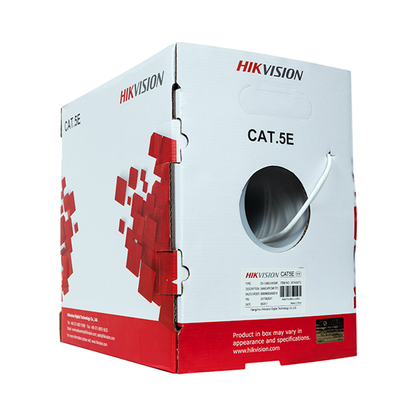 Picture of DS-1LN5E-S UTP CAT 5 HIKVISION CABLE
