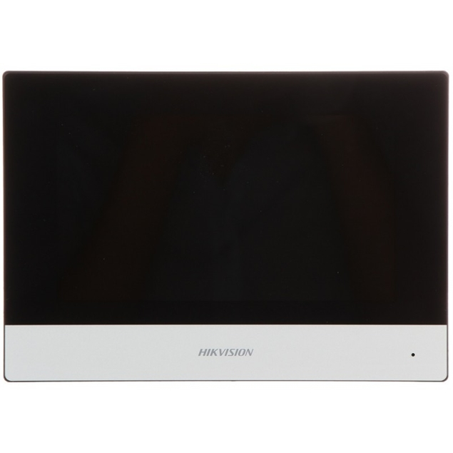 "Picture of DS-KH6320-WTE2 7"" TFT Screen Indoor Station (2-Wire)"