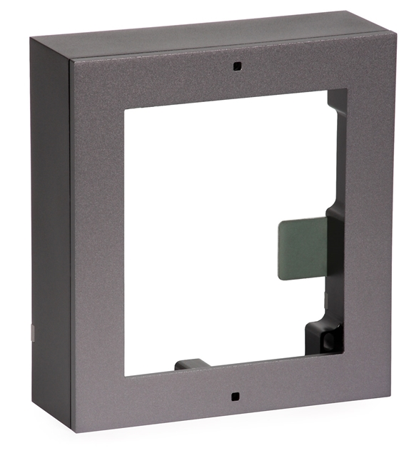 Picture of DS-KD-ACW1 Wall mounting accessory for modular door station Single