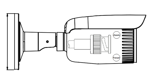 Imagine pentru categorie Bullet Variable Lens