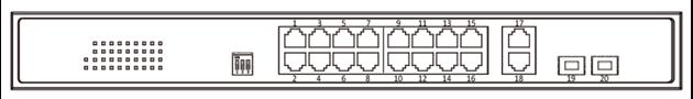 Imagine pentru categorie POE Switches