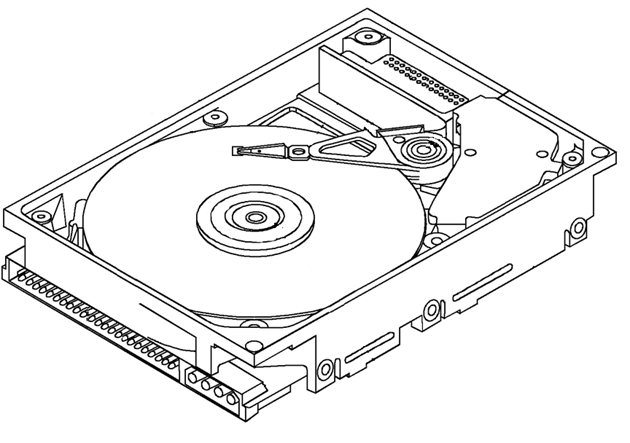 Imagine pentru categorie Hard Drives - HDD