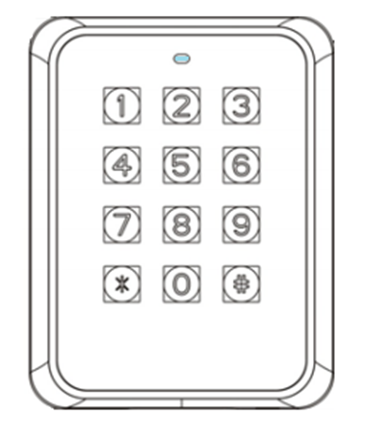 Picture for category Keypads - Reards