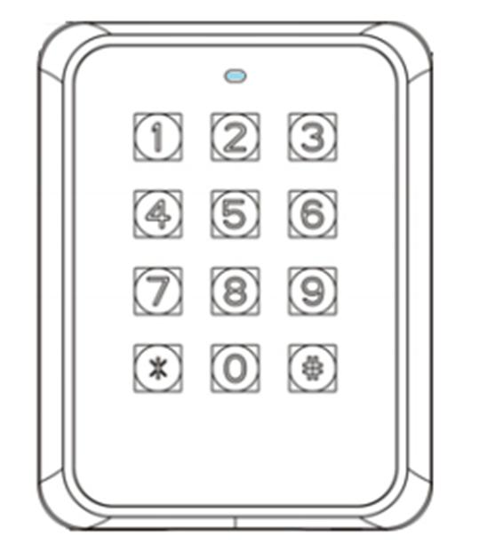 Imagine pentru categorie Keypads - Reards