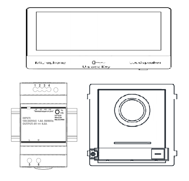 Imagine pentru categorie Alarm Kits
