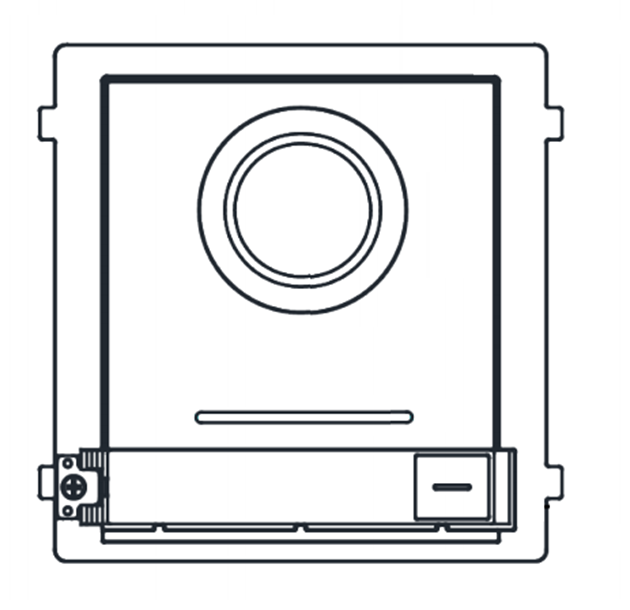 Imagine pentru categorie 2-Wire IP Video Intercoms